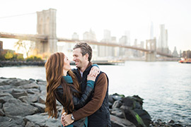 Brooklyn Engagement Session